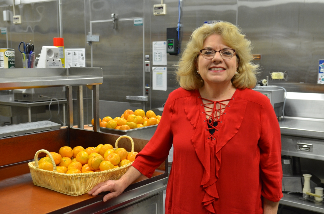 Hoover City Schools Manager named School Nutrition Hero