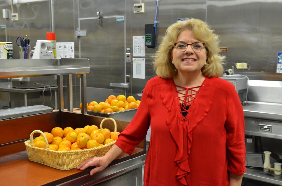 Hoover City Schools Manager named School NutritionHero