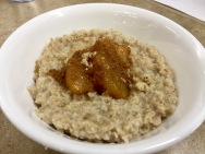 Cinnamon Honeycrisp Oatmeal
