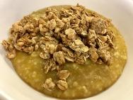 Pumpkin Crunch Oatmeal
