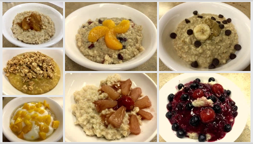 Minnesota Schools Warm Up with Gourmet Oatmeal Recipes