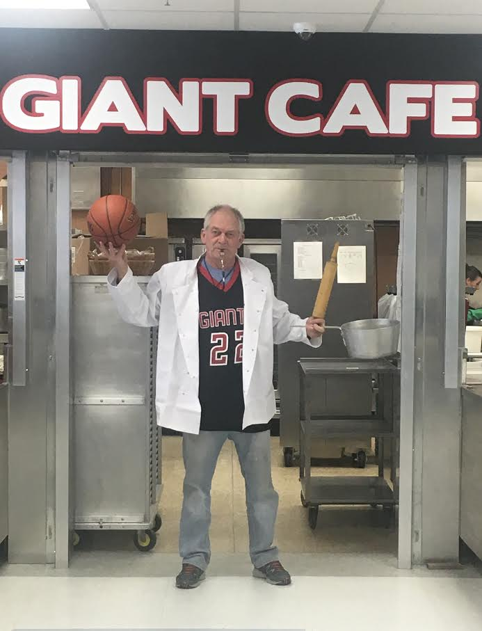 Food Service Director Keeps Basketball Team FueledUp