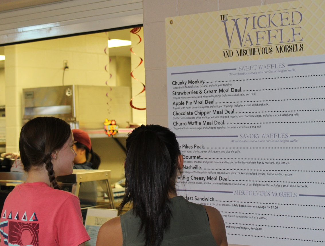 Colorado Students Enjoy Made-to-Order Menu Options