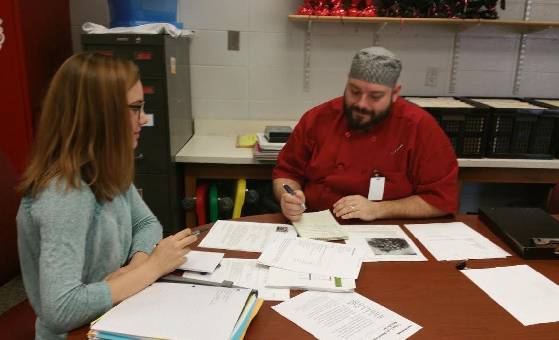 Menu Planning for More Vegetarian Options in Jefferson CountySchools