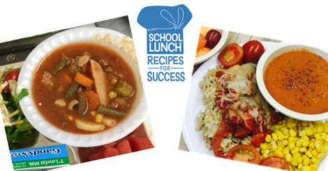 Scratch Cooking in Schools, Just Like Mom Used toMake