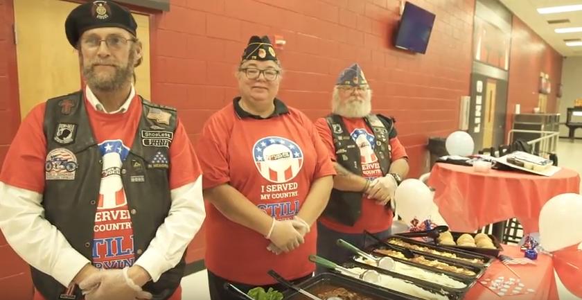 "Veterans Are ""Still Serving"" At Georgia's Richmond CountySchools"