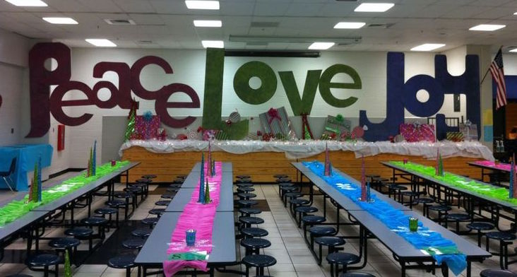 2018 Brings New Fun to theCafeteria