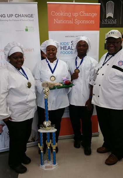 Chef In Tennessee School District Recognized With NationalHonor