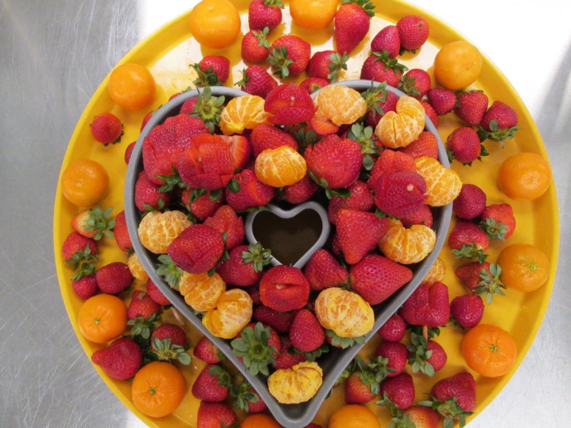 Students Celebrate Sweet Times in Their SchoolCafeterias
