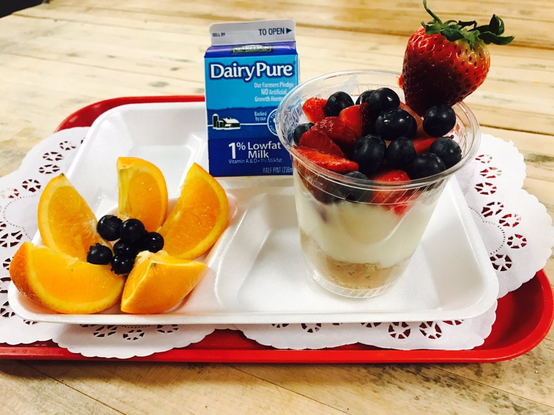 Parfaits for Days – At School, Anyway!