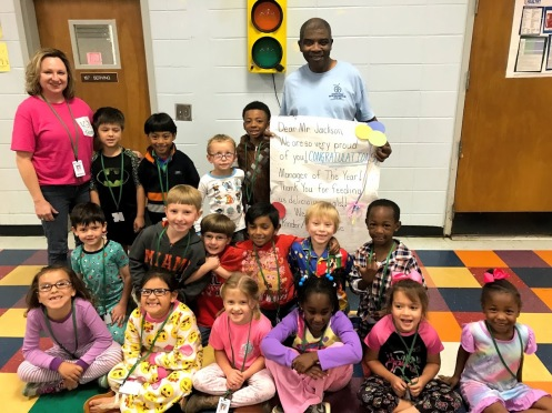 Larry Jackson - Manager of Year
