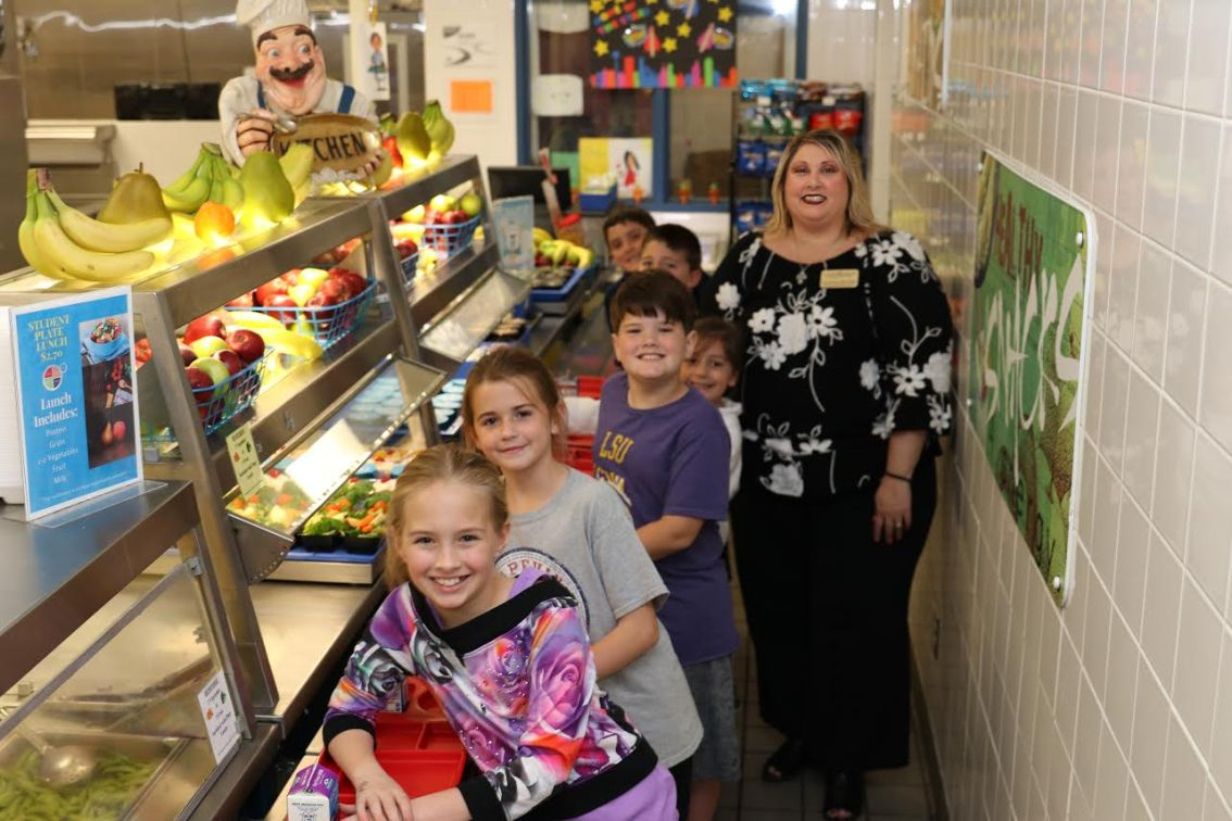 School Nutrition Directors Recognized for Excellence
