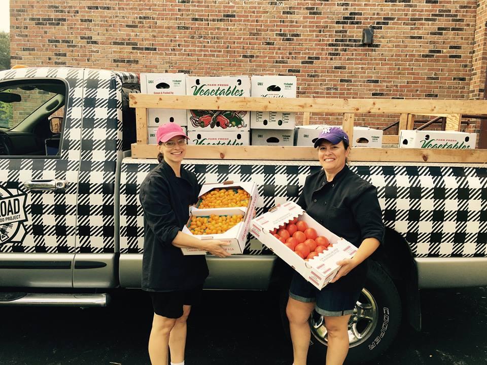 Locally Sourced Foods A Major Presence On SchoolMenus