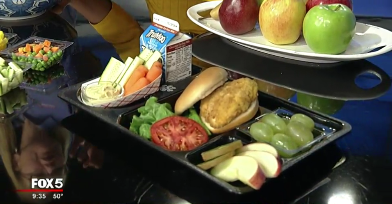 New Year, Nu-trition: Schools SupportHealthy EatingResolutions