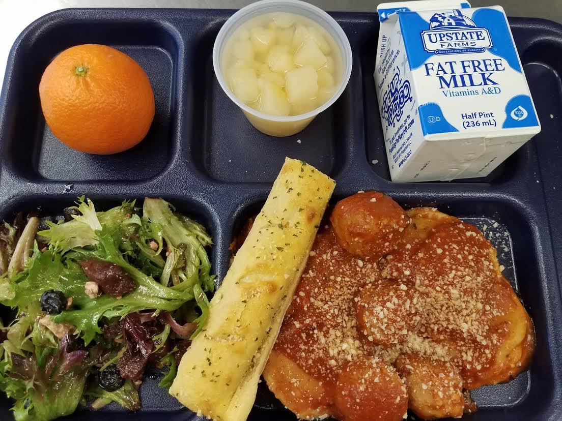 Whole Grain Rich Options Abound inSchools