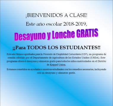 CEP flyer_Spanish
