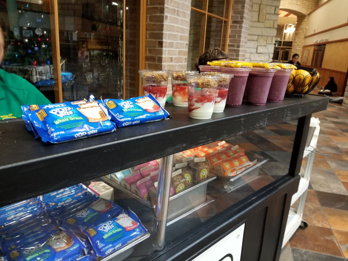 Spring ISD Proves Even School Breakfast Is Big inTexas